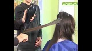 Saça fön çektirmek zararlı mı?