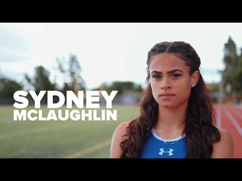 Thumbnail: Sydney McLaughlin: 2016-2017 Gatorade National Girls Track & Field Athlete of the Year