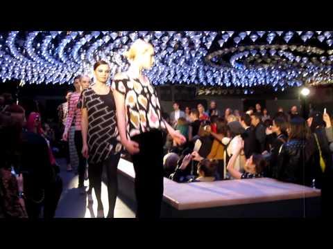 Olivia Rubin Fashion Show AW11