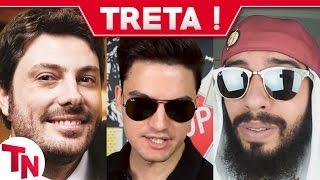 Felipe Neto Troca farpas com Mussoumano, Danilo Gentili vs Jornal Extra