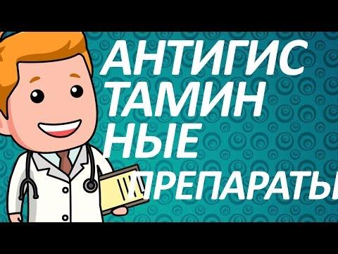 Антигистаминные препараты при псориазе