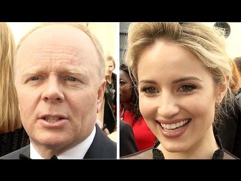 BAFTA TV Awards 2015 Interviews