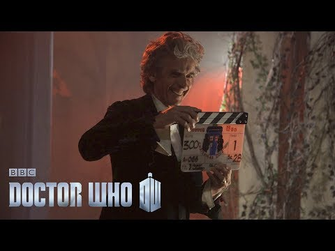 Peter Capaldi: The right time to leave - Doctor Who: Christmas 2017 - BBC One