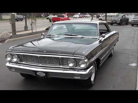 1964 Ford Galaxie 500 $38,900.00