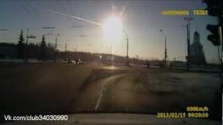 Подборка аварий. Зима 2013. Часть 8