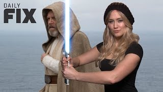 Star Wars: Episode 8 Title Retains Mystery - IGN Daily Fix