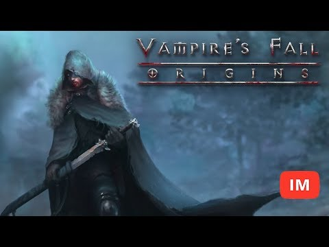 Vampire's Fall: Origins RPG Gameplay   Vampire Mobile Game
