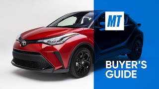 homepage tile video photo for 2021 Toyota C-HR Video Review: MotorTrend Buyer's Guide