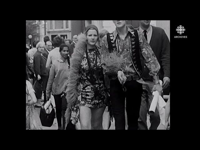 Mode féminine en 1967: êtes-vous plus mini ou maxi?