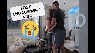 Lost my Engagement Ring PRANK | Daniella & Carlos Correa
