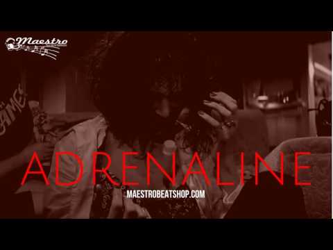ADRENALINE | Energetic Club Type Instrumental | 137 BPM