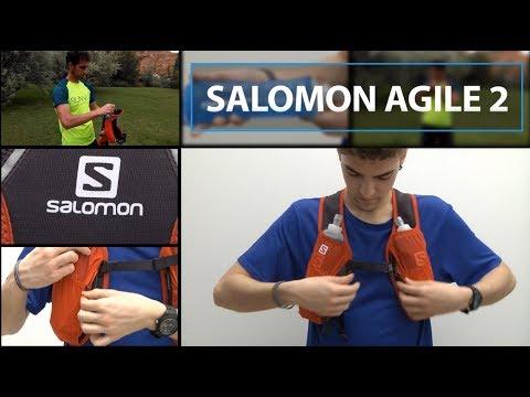 Salomon Agile Set 2: Opiniones y Análisis a fondo  ??