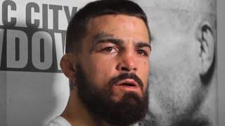 UFC Nashville: Mike Perry Discusses Highlight Reel Knockout of Jake Ellenberger