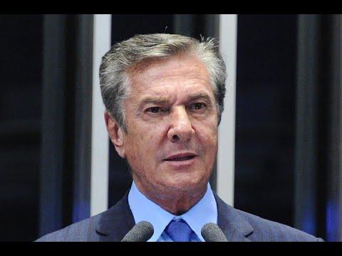 Fernando Collor lamenta estado da segurança pública nacional e sugere medidas