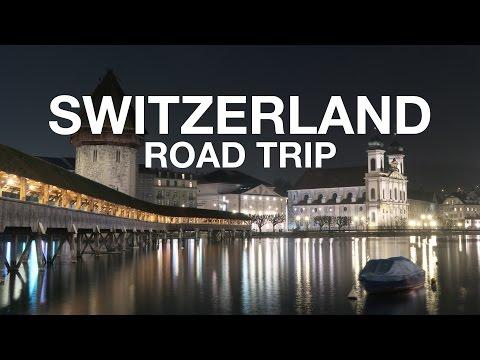 Switzerland Road Trip: Zurich and Lucerne