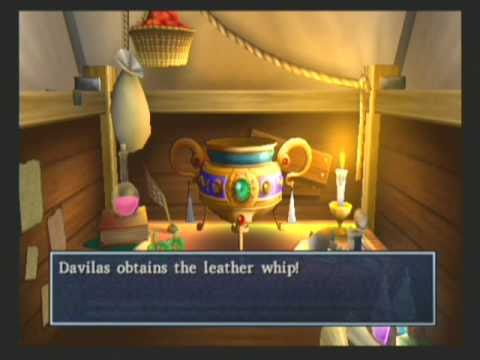 Dragon Quest VIII Playthrough - Part 275, Dragovian Sanctuary, Alchemy Recipes