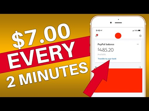EARN $7 EVERY 2 MINUTES UPLOADING FILES [Make Money Online]