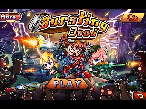 The Bursting Dead - Android Gameplay HD