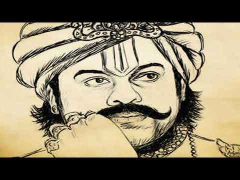 Chiranjeevi Sye Raa Narasimha Reddy video...