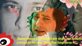 Lifestyle of Jawad Ahmed singer and social activist Pakistani