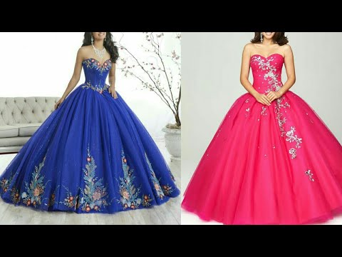 GORGEOUS BALL GOWNS COLLECTION    PROM DRESSES    EVENING DRESSES    WEDDING STYLE