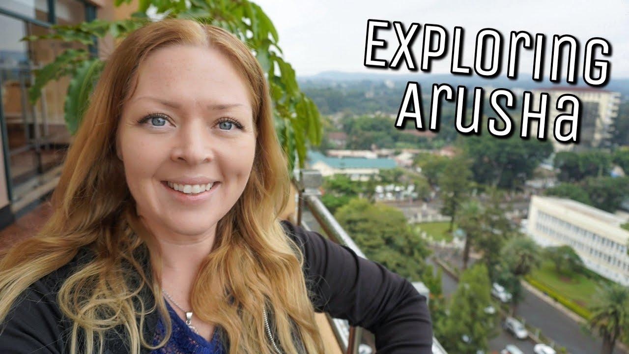 Download Exploring the city of ARUSHA   Tanzania Travel Vlog