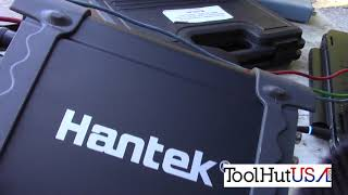 Hantek 1008c 8 Channel Automotive Oscilloscope 1st impressions