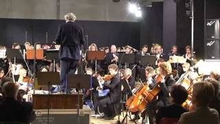 I Music Piemonteis and The Stockholm Youth Symphony Orchestra performing Beethoven