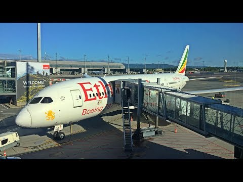 TRIP REPORT - Ethiopian Airlines 5th Freedom flight ARN-OSL, Boeing 787-8 Economy Class, ET714