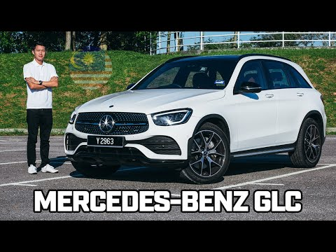 2020 Mercedes-Benz GLC 300 AMG-Line | 大馬最先進豪華型  SUV