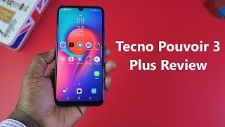 Tecno Pouvoir 3 Plus Review - 6,000mah Battery Charge and Drain Test