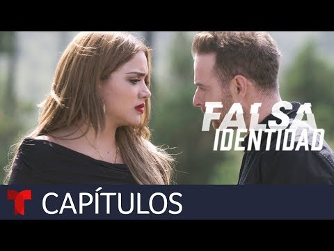 Falsa Identidad | Capítulo 24 | Telemundo