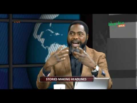 CROSSFIRE - STATE OF THE NIGERIAN POLITY | Wazobia Max
