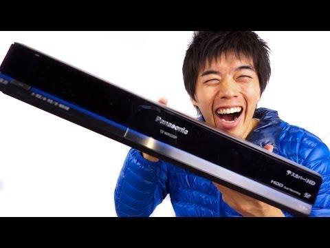 格安!9800円で工事込みのHDD内蔵スカパーチューナーがキター