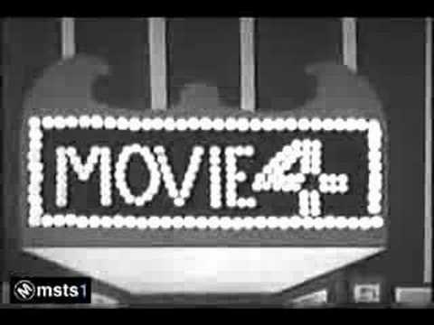 WNBC-4 New York - Movie 4 - 1964