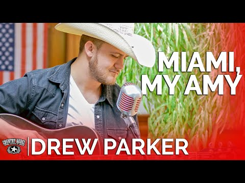 Drew Parker - Miami, My Amy Cover (Acoustic) // Country Rebel HQ Session