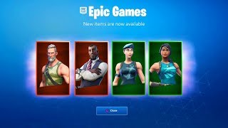 *NEW* EXCLUSIVE Skins LEAKED, 8.3 Update, & MORE! (Fortnite Battle Royale News & Leaks)