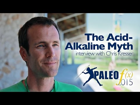 The acid-alkaline myth