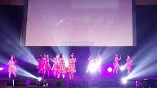 JKT48 mini concert part 2 HS High Tension