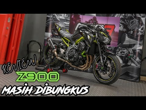 Dari Dealer - Upgrade - Kirim Langsung Ke Padang: Kawasaki Z900 2019