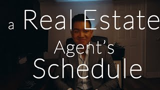 Want to know what a real estate agent's schedule looks like? Watch to find out!