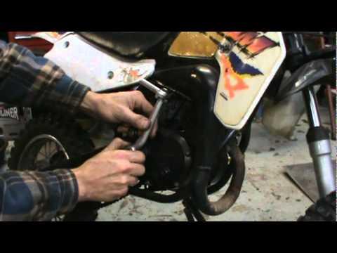 SOLVED: My yamaha pw 80 dirt bike kickstart don't kick - Fixya