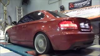 Reprogrammation moteur BMW Série 1 123d
