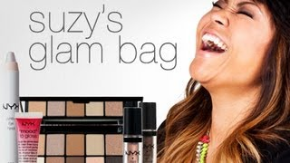 My NYX makeup glam bag & a neutral eyes tutorial! Thumbnail