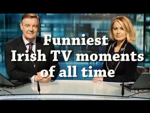 Top Funny Moments Of Irish Tv News Fails