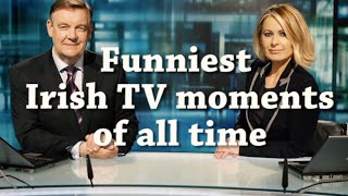 Top Funny Moments of Irish TV: News Fails