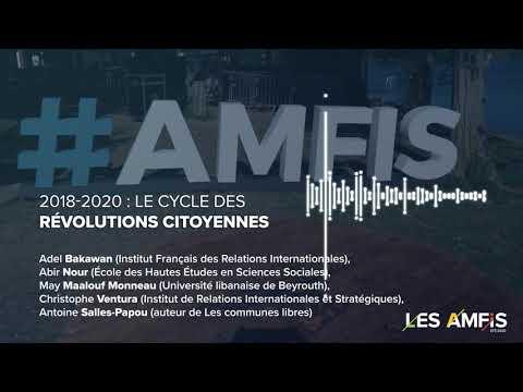 2018-2020 : le cycle des révolutions citoyennes - #AMFiS2020