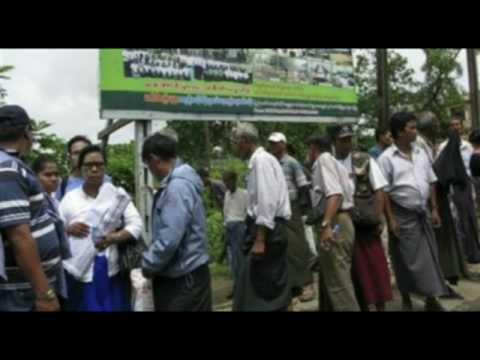 Burma Life - August 2009