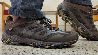 Merrell Moab FST GTX Trail Running Shoes    Flipkart