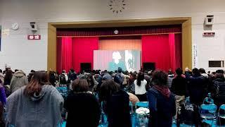 X JAPAN YOSHIKIが石巻市のパプリックビューイング会場に現れた様子! 2...